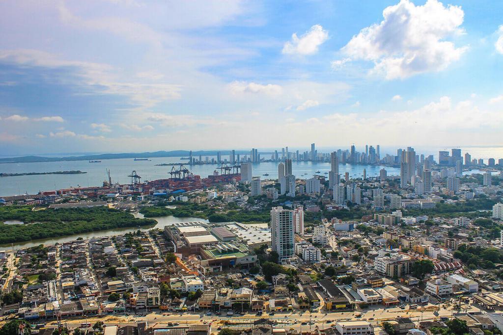 Fotografía de Cartagena