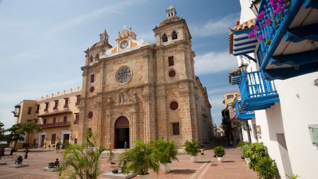 Entorno: Centro histórico Cartagena