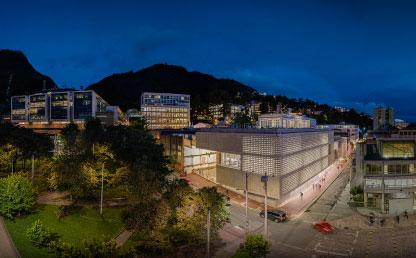 Centro Cívico Universitario de Uniandes