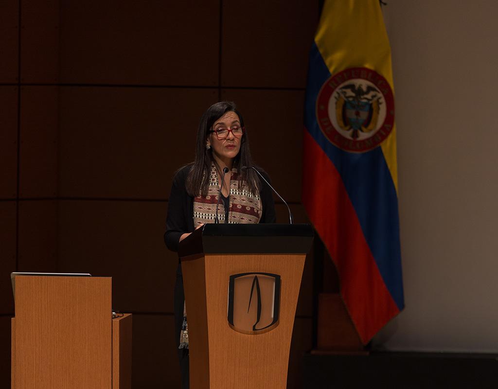 Discurso durante la ceremonia de grados de posgrado 2017-2