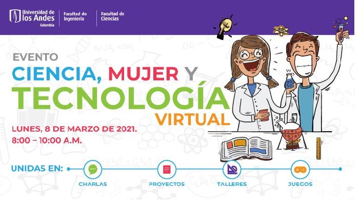 Imagen - Ciencia, Mujer y Tecnología 2021