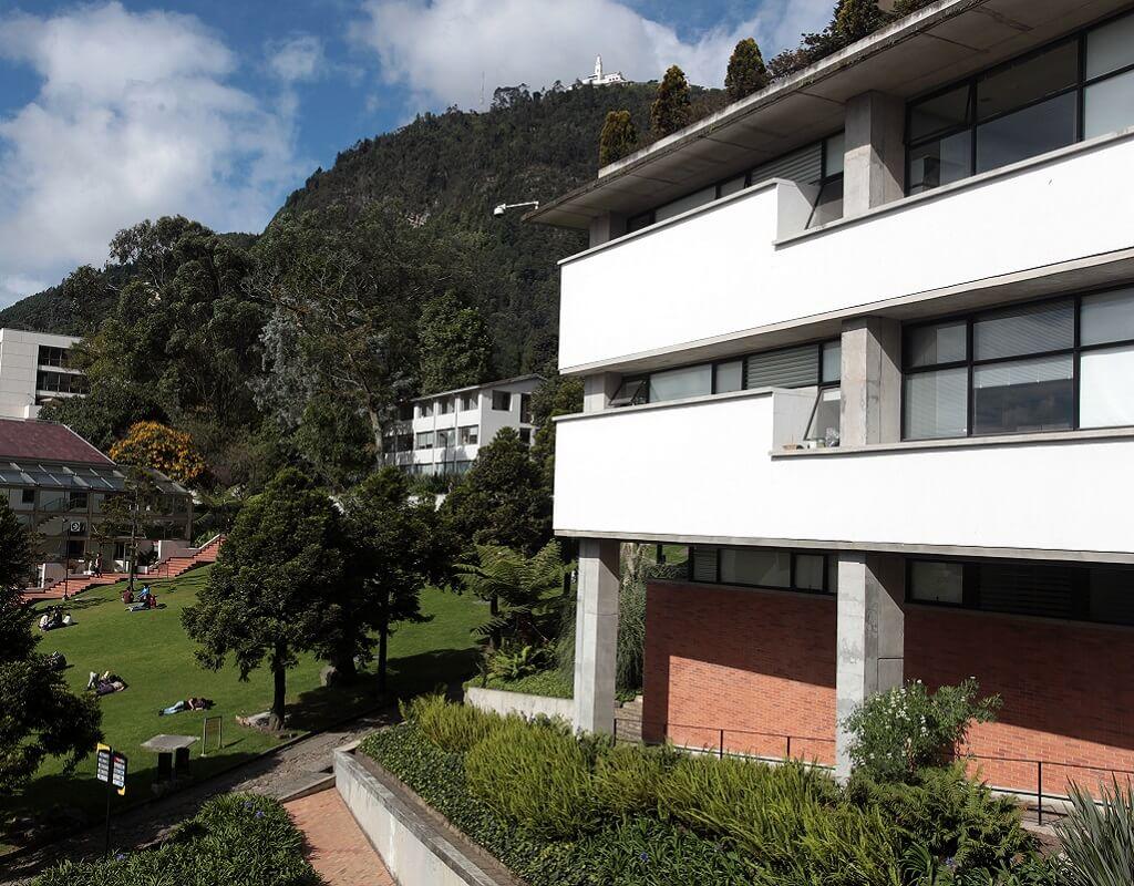 Edificio Ciencias Biológicas Uniandes