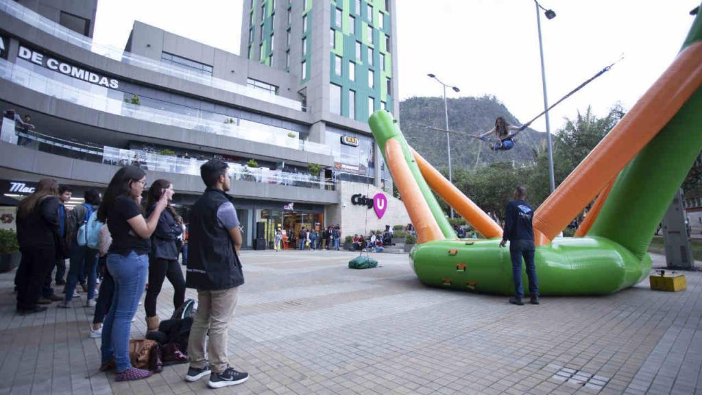 Actividades del día del estudiante en City U
