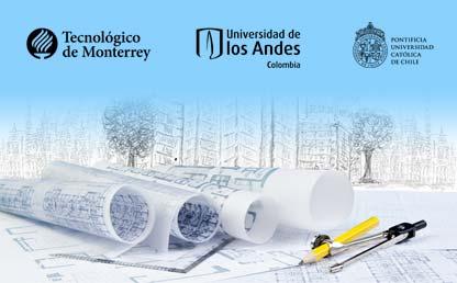Universidades Tec de Monterrey, Los Andes y Católica de Chile