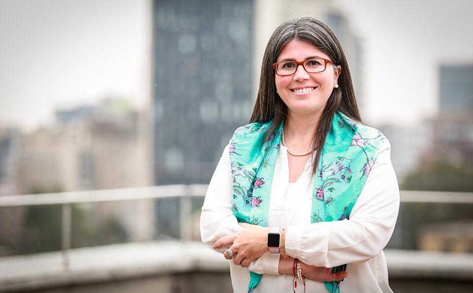 Claudia Margarita Meza Botero directora admisiones registro uniandes