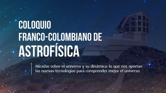 Coloquio franco-colombiano de astrofísica