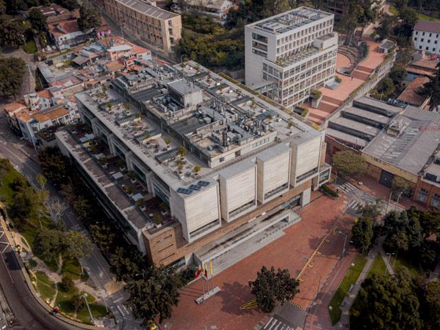 Campus de la Universidad de los Andes