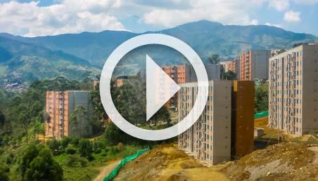 Los Andes, Compensar e Ingeurbe se unieron para buscar el mejor proyecto de vivienda de interés social.