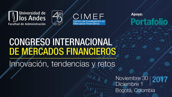 Congreso Internacional de Mercados Financieros.