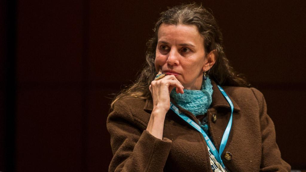 Soraya Azán, representante del Banco de Desarrollo de América Latina -CAF-.