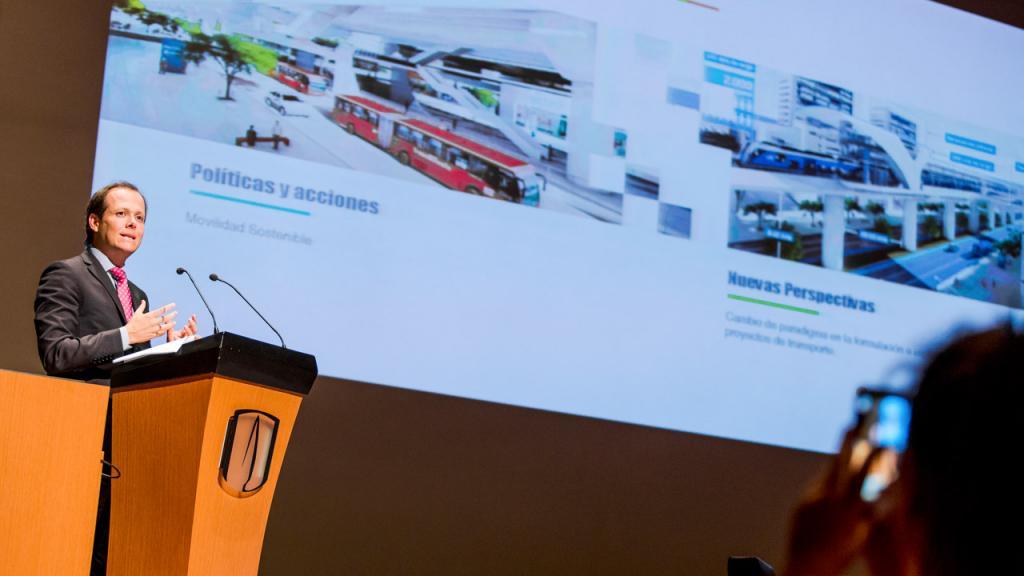 Alejandro Maya, viceministro de Transporte