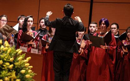 Coro Uniandes interpreta Gaudeamus igitur
