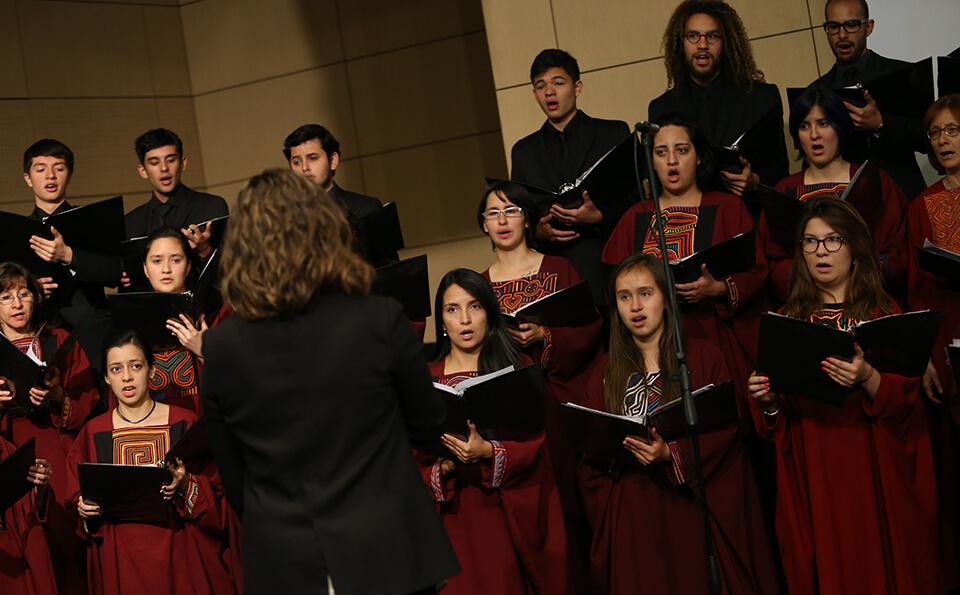 Coro Universidad de los Andes