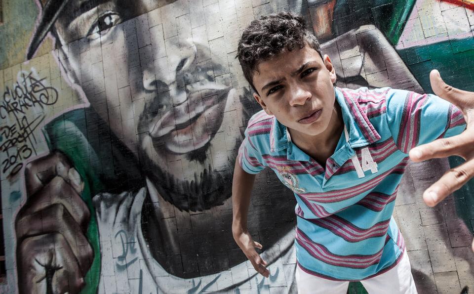 Donny Lozano, gramalote vive hip hop