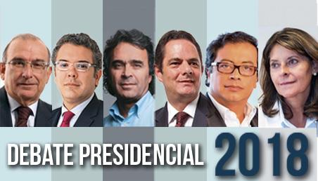 El martes, candidatos a la Presidencia estarán en la Universidad de los Andes.