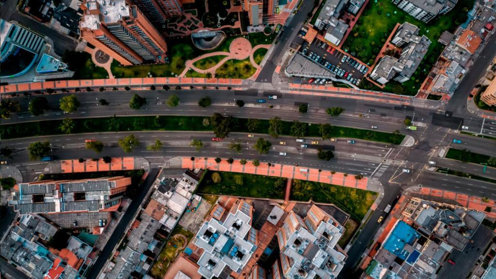 Bogotá en cuarentena