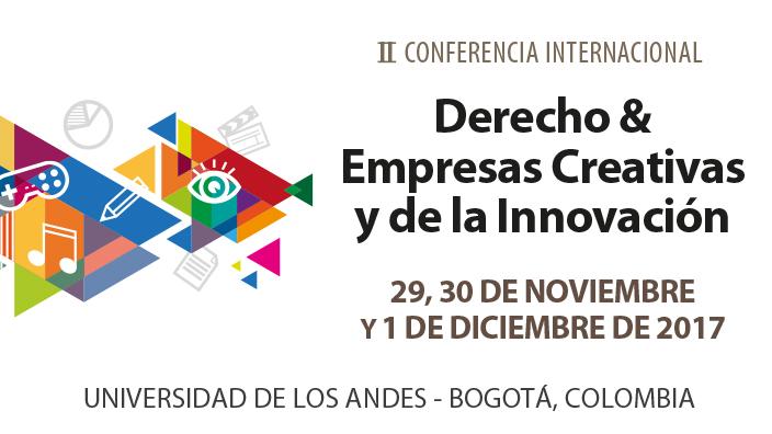 II Conferencia Internacional sobre Derecho & Empresas Creativas y de la Innovación
