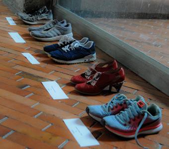 Foto de una exposición de Día Paíz
