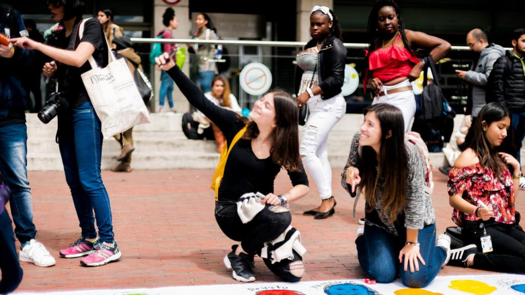 Día Paíz en la Universidad de los Andes