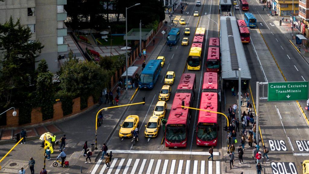 Día sin carro y sin moto en Bogotá 2019