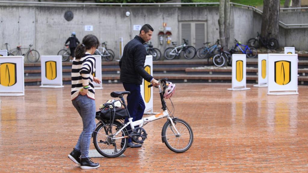 Día sin carro y sin moto