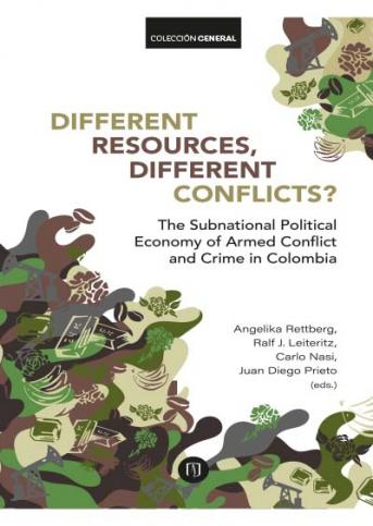 Cubierta del libro Different Resources, Different Conflicts?