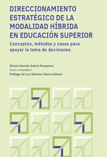 Este es un excelente libro sobre variadas experiencias de educación superior en las que se hace uso de las modalidades híbrida y virtual de aprendizaje.