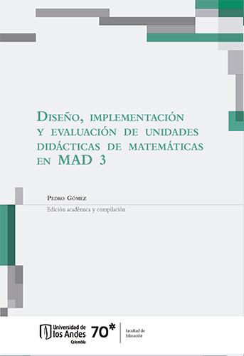 Este volumen presenta los informes finales de los siete grupos de la tercera promoción de la Maestría en Educación Matemática de la Facultad de Educación de la Universidad de los Andes. Cada grupo escogió un tema de las matemáticas escolares sobre el que realizó un ciclo de análisis didáctico a lo largo de los dos años del programa