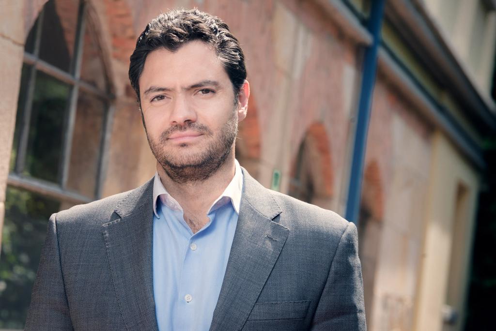 Eduardo Behrentz, Vicerrector de Desarrollo y Egresados