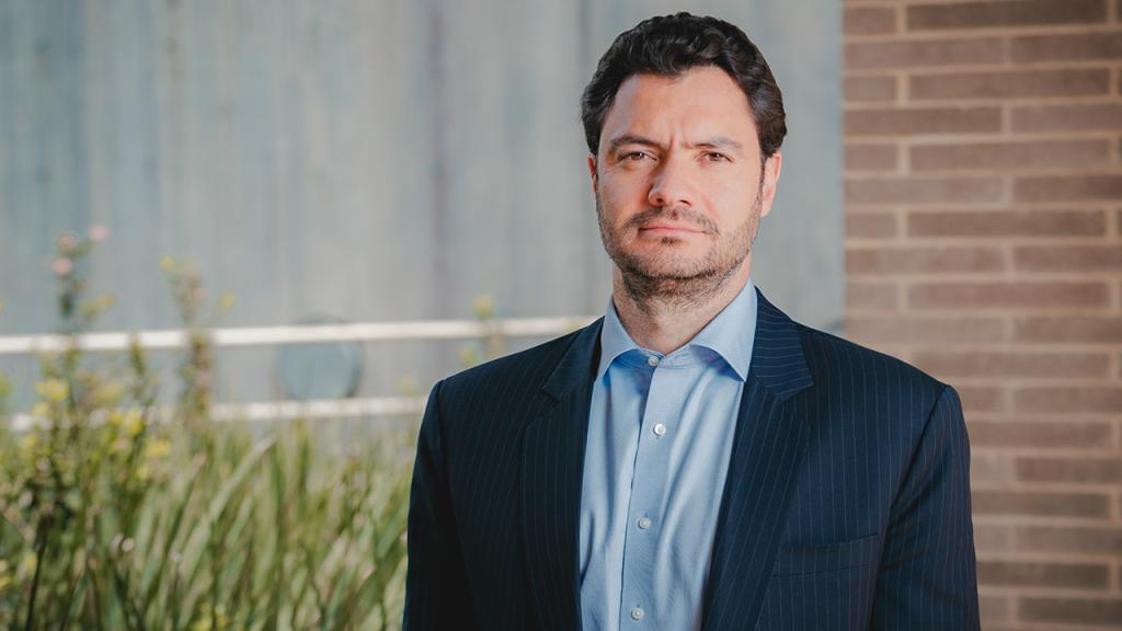 Eduardo Behrentz Vicerrector Desarrollo y Egresados Universidad de los Andes