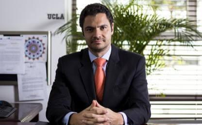 Eduardo Behrentz, vicerrector desarrollo y egresados uniandes