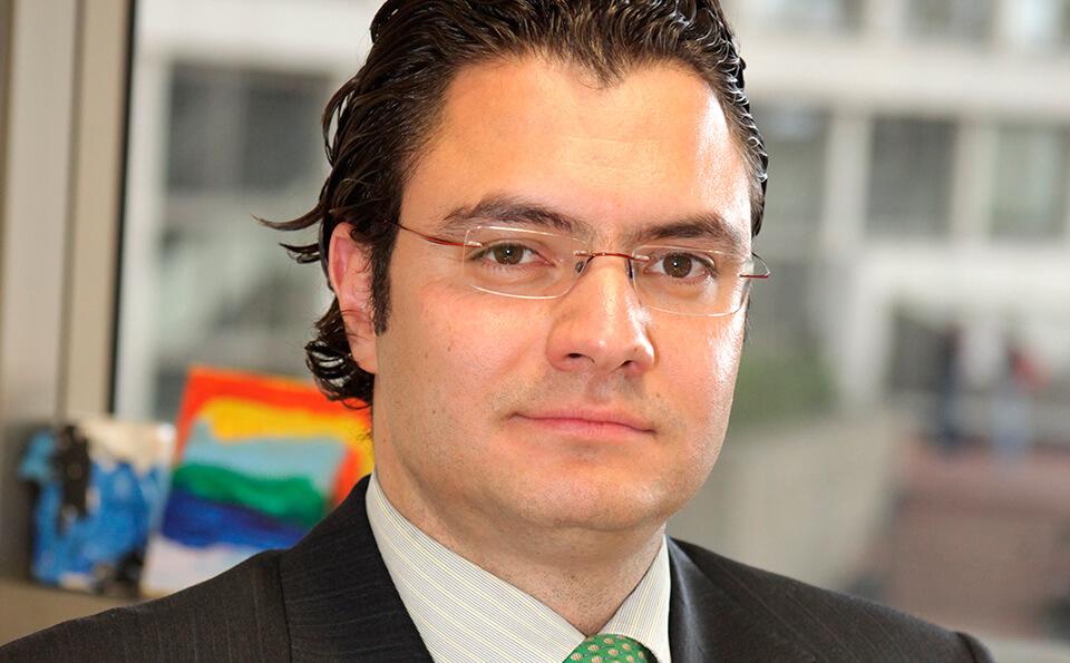 Eduardo Behrentz, decano de ingenieria uniandes