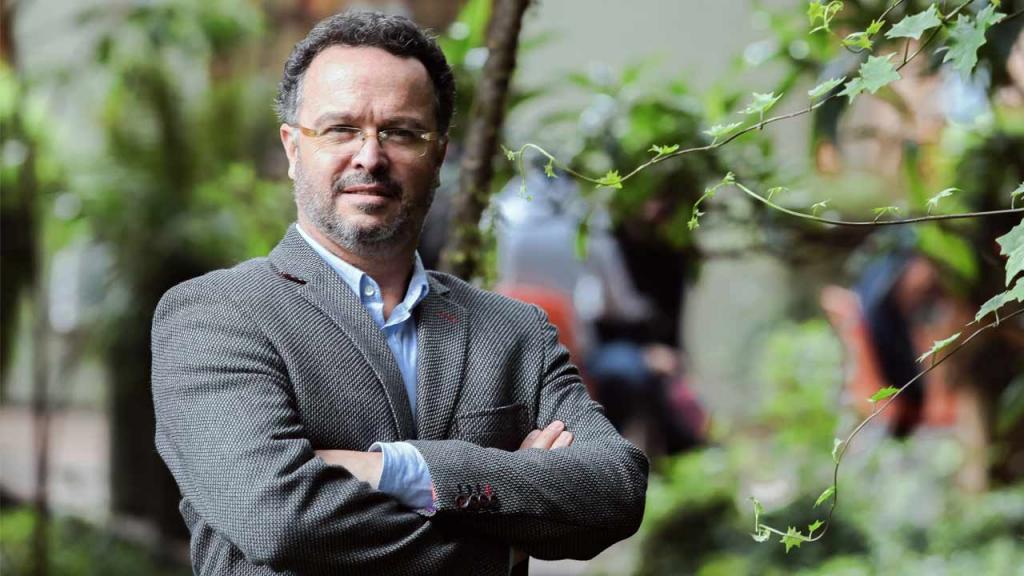 Eduardo Escallón, Decano Facultad de Educación Universidad de los Andes