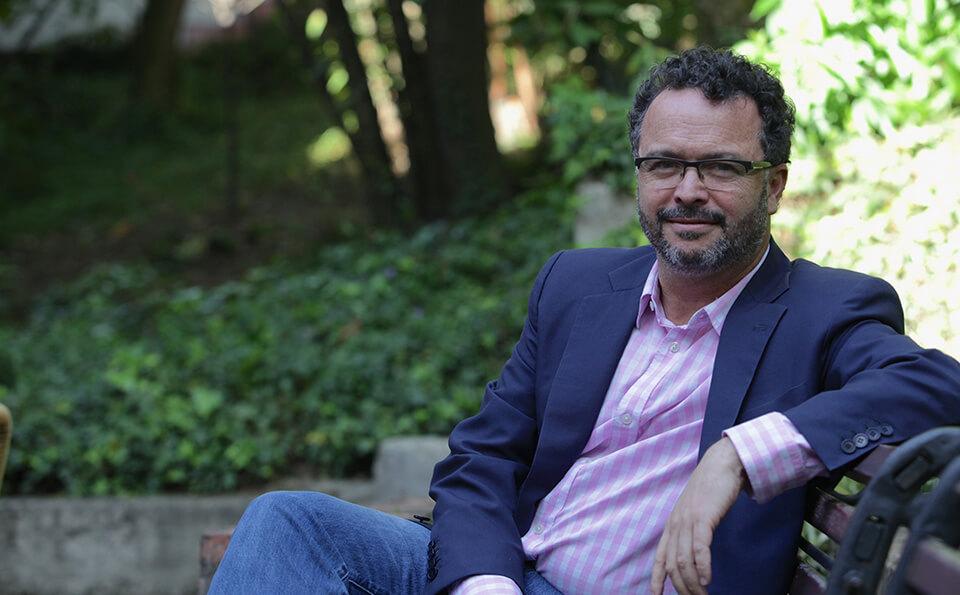 Juan Eduardo Escallon Largacha, nuevo director centro de investigacion y formacion en educacion