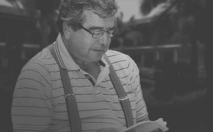 Eduardo Gómez estudió en la década de los 80 en Uniandes, en una época en la que la semipresencialidad era muy distinta a la que conocemos hoy.