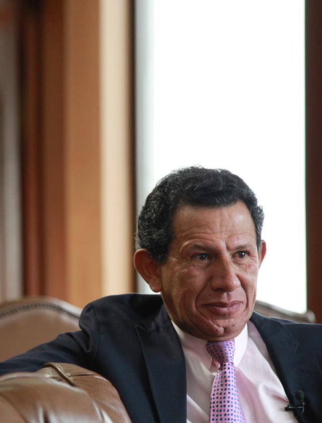 Eduardo Pacheco, Presidente de Colpatria