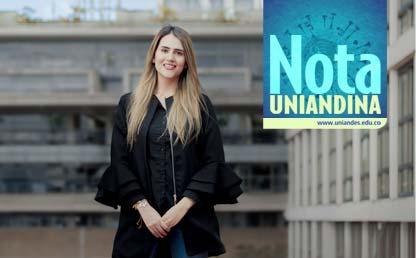 Foto de Ana María Corrales, premio Portafolio 2019 en la categoría Mejor Estudiante