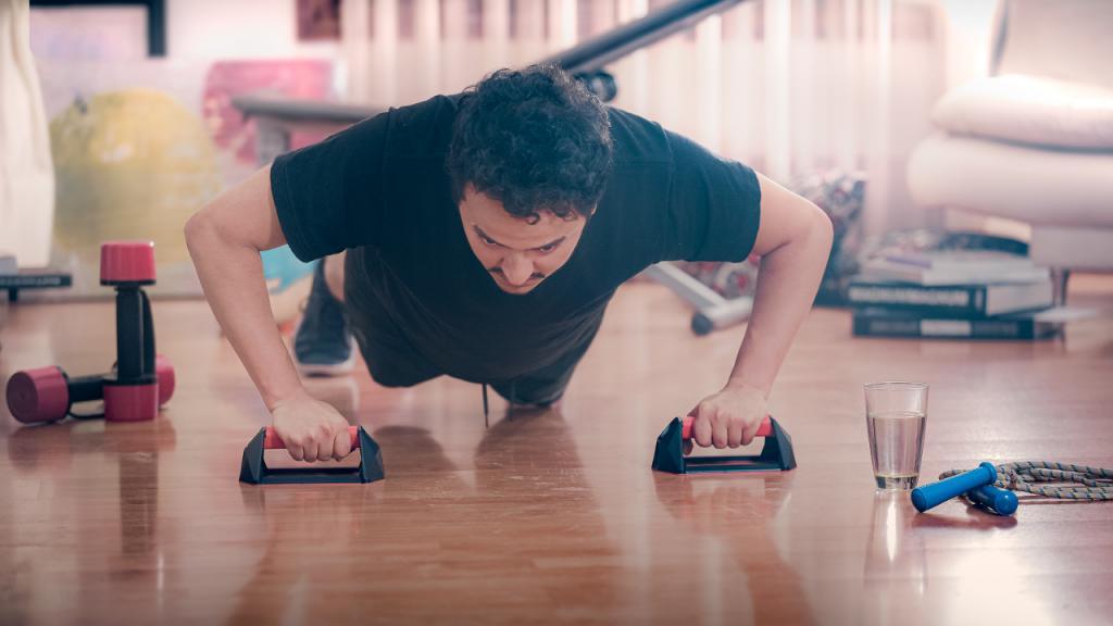 ejercicio en casa sube defensas