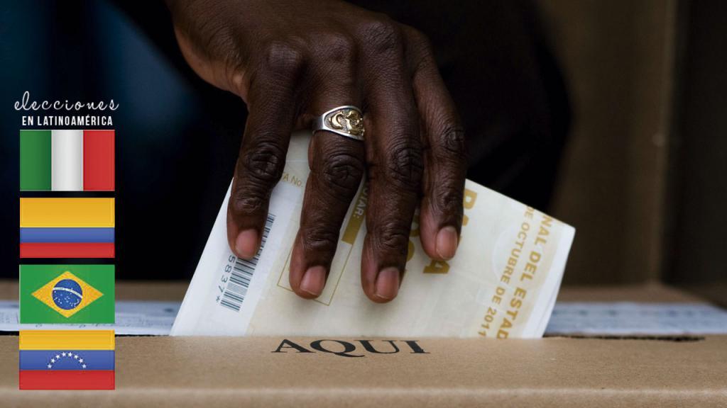 Votaciones en Latinoamérica