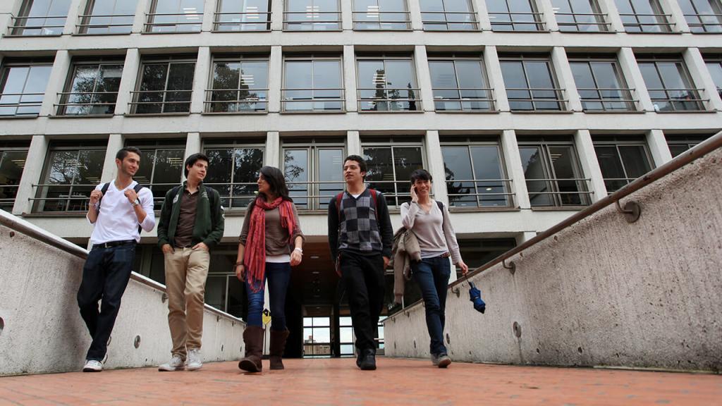 Estudiantes de la Universidad de Los Andes
