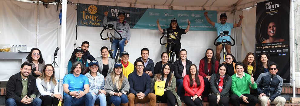 Equipo El Tour por Los Andes