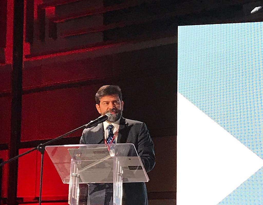 Eric Rodríguez, decano de la Facultad de Administración de la Universidad de los Andes.