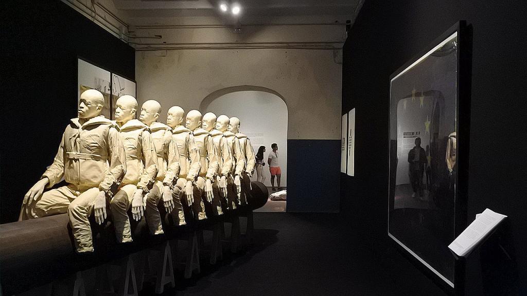 Estudiantes de Los Andes en recorridos por museos españoles.