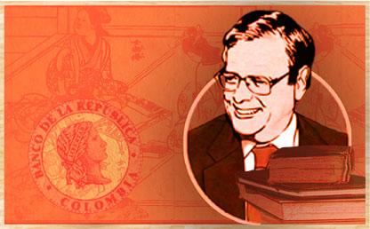 Ilustración del economista Miguel Urrutia.