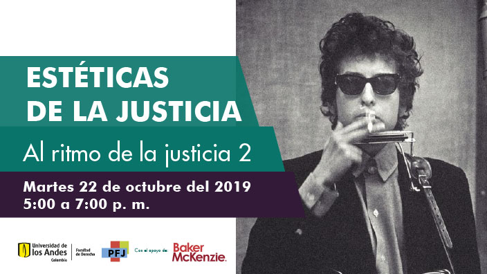 Imagen promocional Estéticas de la Justicia