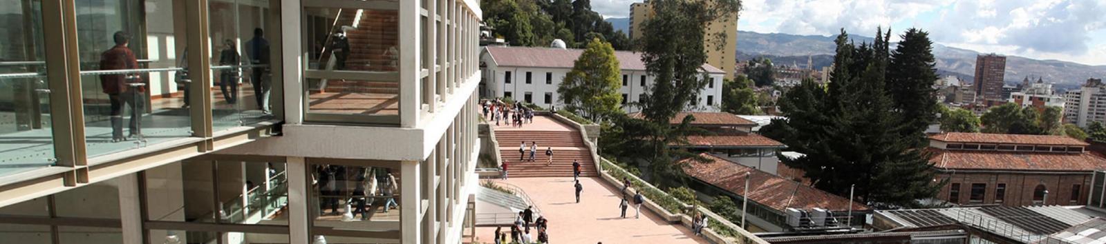 Estructura organizacional Universidad de los Andes