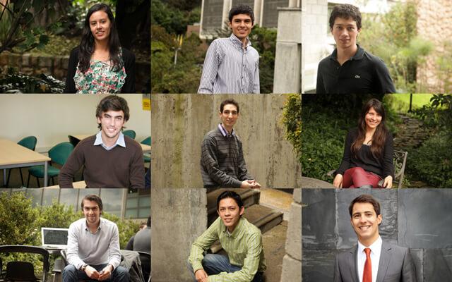 fotos de graduandos destacados