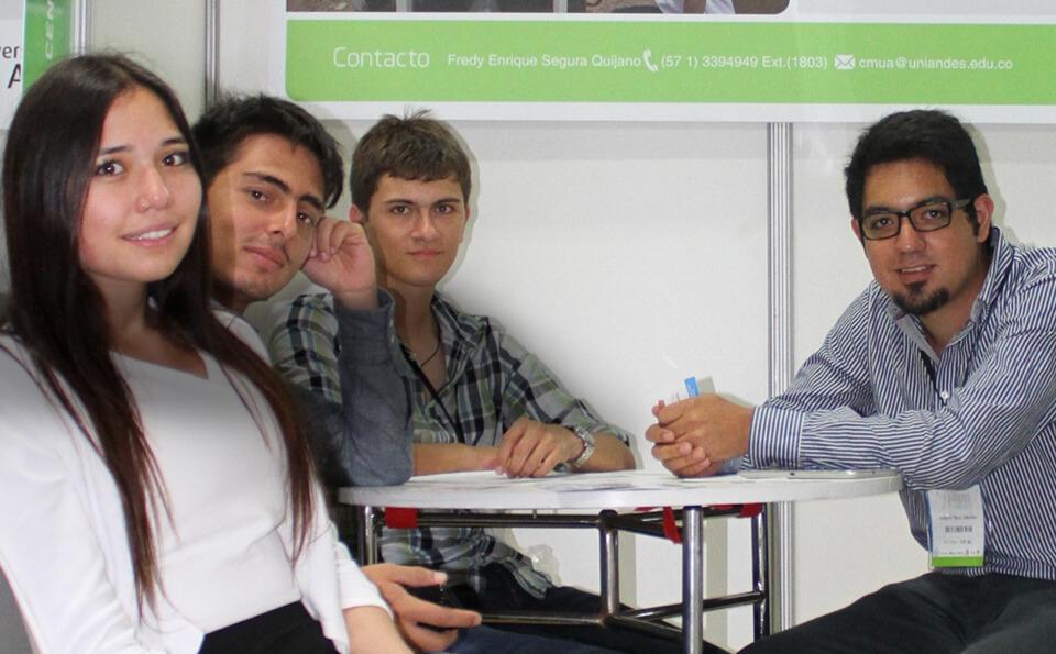 Estudiantes Uniandinos