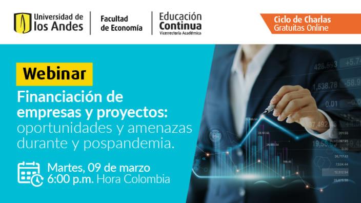 Invitación virtual evento 9 de marzo