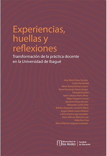 Cubierta del libro Experiencias, huellas y reflexiones